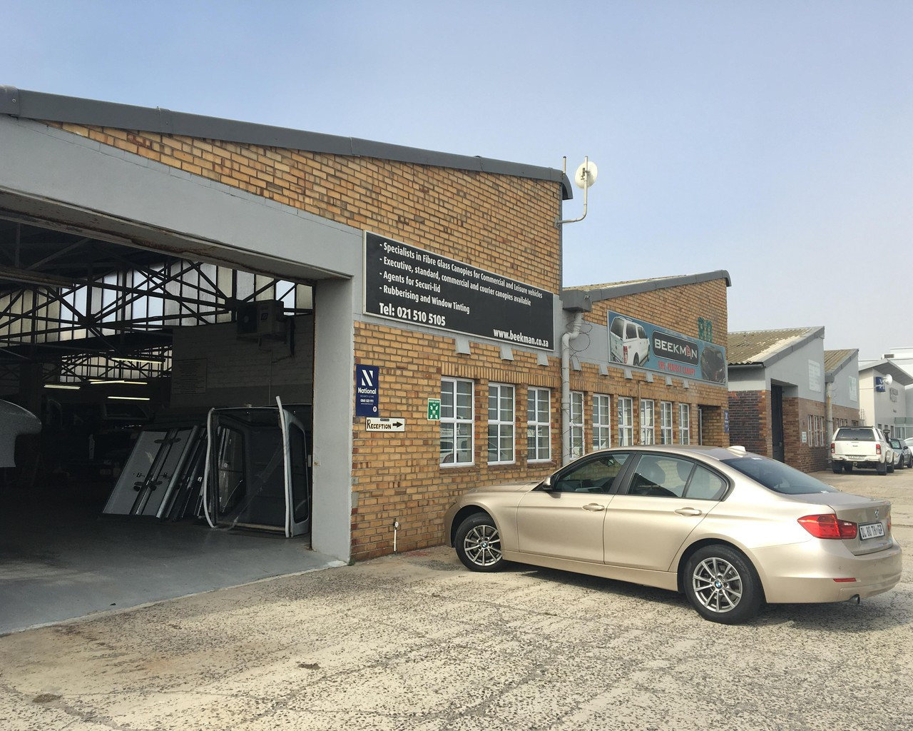 646m² Warehouse To Let in Paardeneiland | Annenberg Property